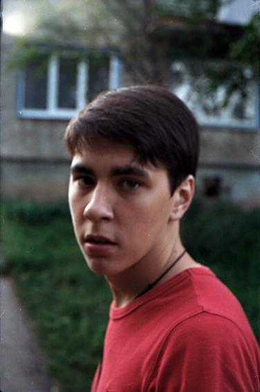 Friend portrait Zenit E