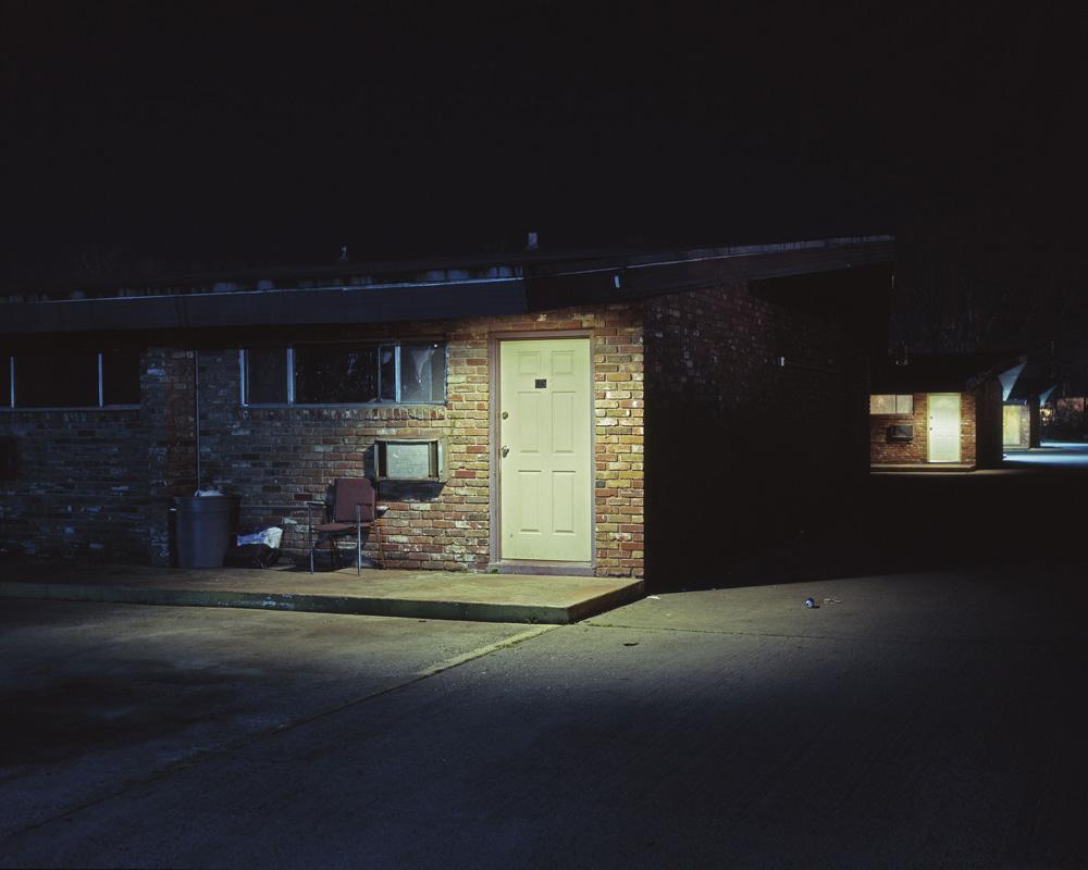 Town & Country Motel, Bossier City LA