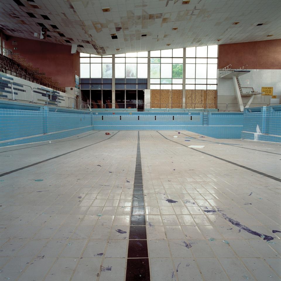 10 - Tudor Grange pool