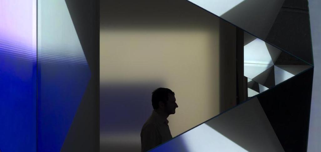Josiah McElheny, whitechapel gallery, light installation, contemporary art london,