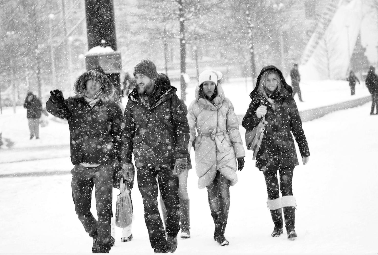 Madiha_Abdo_012London Snowy Day