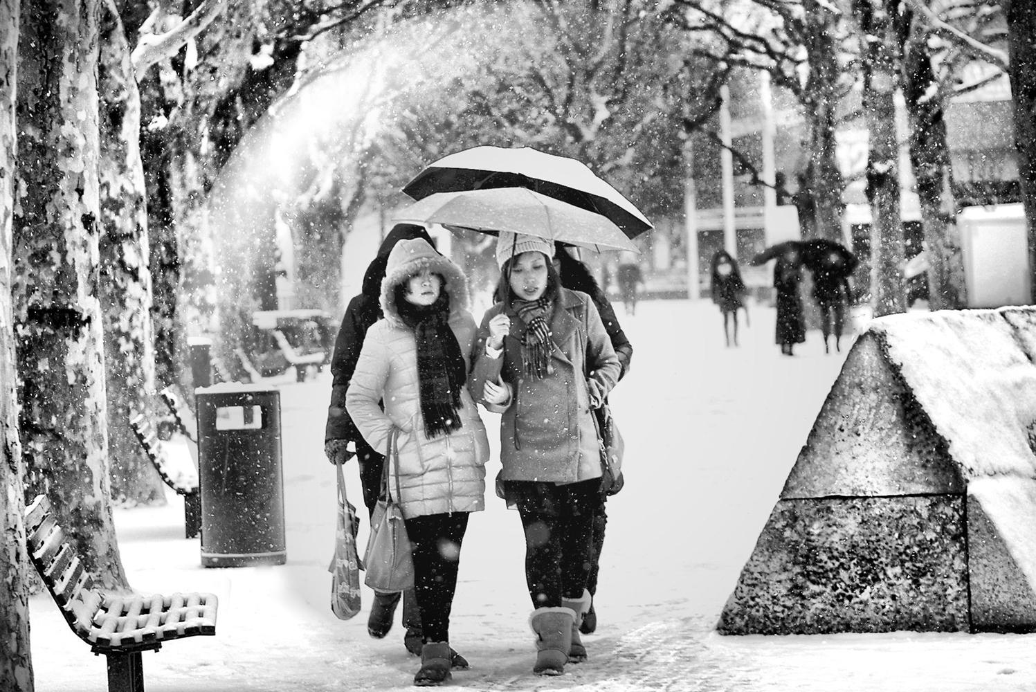 Madiha_Abdo_09London Snowy Day