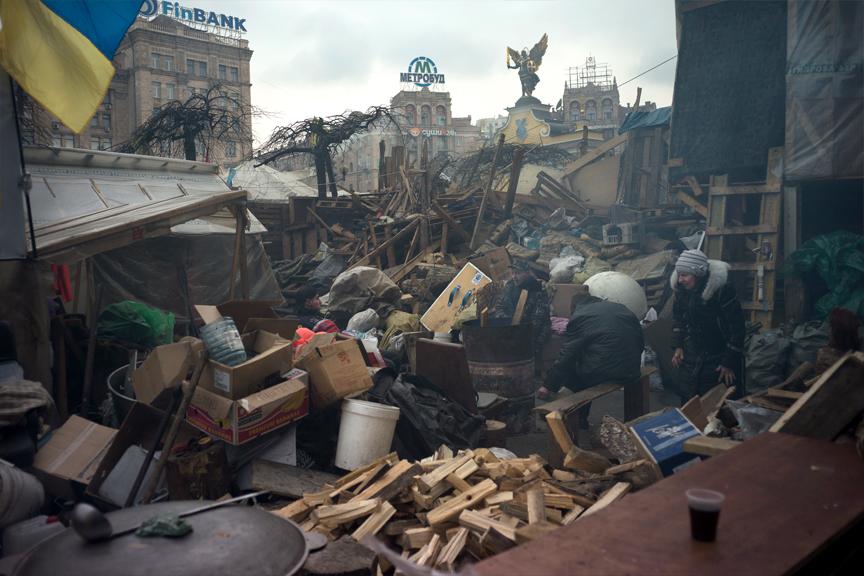 Kiev Photo Essay 2 - C.Bobyn