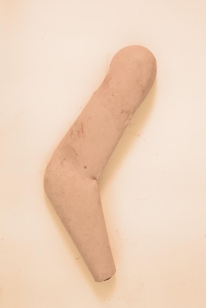 A mannequin's arm