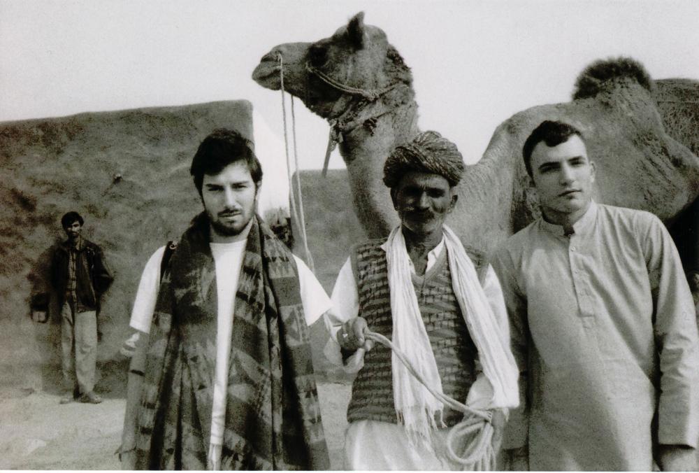 on the way to Jaisalmer