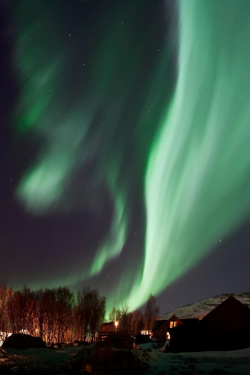 Aurora Borealis, Tromso, Norway