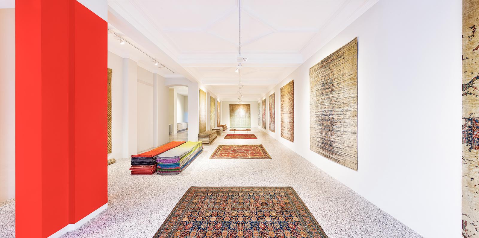 erased heritage rug art by jan kath positive magazine. Black Bedroom Furniture Sets. Home Design Ideas