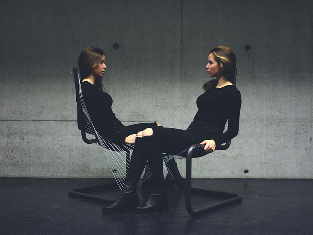 design, chair, Clara Schweers, saites